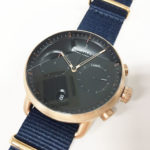 パイオニアの腕時計